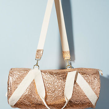 Cha Cha Metallic Gym Bag