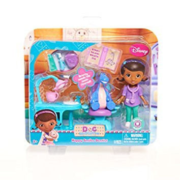 Just Play Doc McStuffins Happy Smiles Dentist Play Set