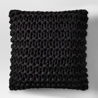 Large Knit Throw Pillow - Project 62™