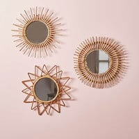 Magical Thinking Woven Wall Mirror | Urban Outfitters
