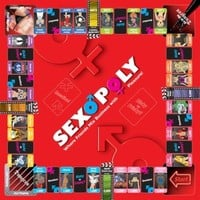 Creative Conceptions Sexopoly Board Game
