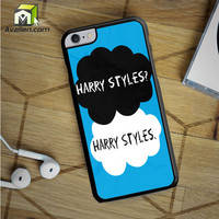 Harry Styles 3 iPhone 6S Plus Case by Avallen