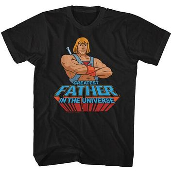 Masters of the Universe He-Man Father of the Universe Tee
