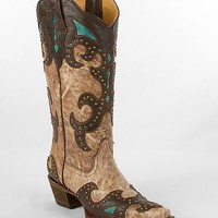Corral El Paso Cowboy Boot - Women's Shoes | Buckle