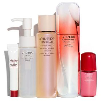 Shiseido Bio-Performance Dynamic Lift Set ($204 Value) | Nordstrom