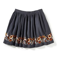 Claire Embroidered Skirt