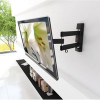 Adjustable Wall Mount TV Stand Bracket for up to 40-inch TV