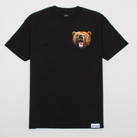 Yosemite PT. 2 Tee in Black