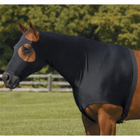 Rod's Exclusive Lycra Mane Stay with Zipper - Sleazies - Horsewear - Tack