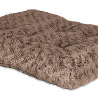 """MidWest Quiet Time Ombre Swirl Deluxe Dog Bed 21"""" x 12"""""""