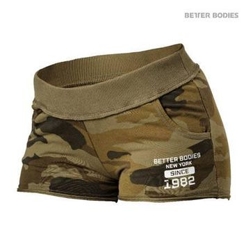 Better Bodies Rough Sweat Shorts