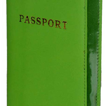 PASSPORT GREEN