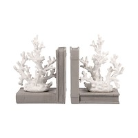 Coralyn Set of 2 Bookends