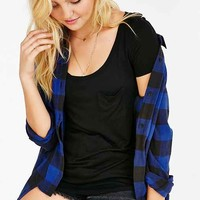 Truly Madly Deeply Mandi Scoopneck Tee