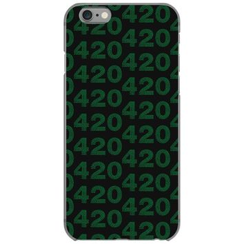 marijuana 420 iPhone 6/6s Case