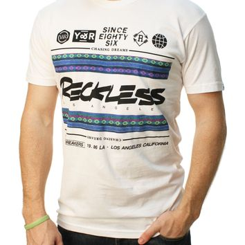 Young & Reckless Men's Between The Threads Graphic T-Shirt