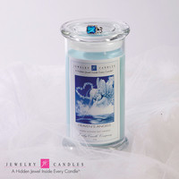 Heaven's Angels Jewelry Candle - Limited Jewels & Ring Sizes!