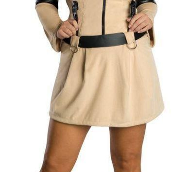 Ghostbusters Female Plus Size costume for Halloween