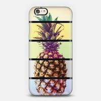 Pineapple iPhone 6 case by Brandon Hughes | Casetify