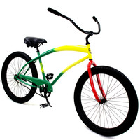 Cobra Rasta Beach Cruiser