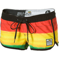 Billabong Bob Marley Collaboration Stir It Up Board Short - Women's from Dogfunk.com