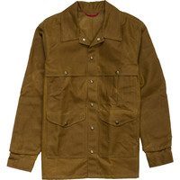 Filson Tin Cloth Cruiser Jacket - Men's Tan,