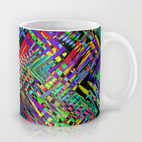 Hello Colour Mug by Glanoramay