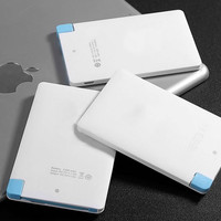 External Backup Powers Portable Charger Power Bank lithium Powerbank Battery for All Phone