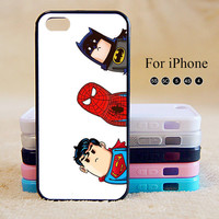 Super Hero,Crooked neck,iPhone 5 case,iPhone 5C Case,iPhone 5S Case, Phone case,iPhone 4 Case, iPhone 4S Case,Case