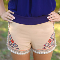 Page 6 Boutique - Zoey Shorts