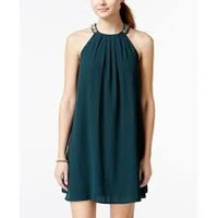 one clothing green dress - Google Search