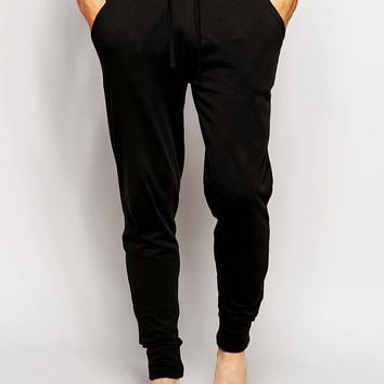 Selected Homme Cuffed Joggers in Slim Fit
