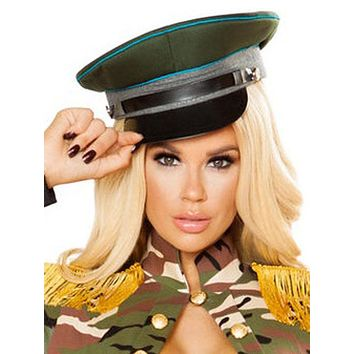 Sexy Army Officer Military Hat