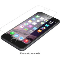 ZAGG - InvisibleShield HD Glass Screen Protector for Apple® iPhone® 6 and 6s - Clear
