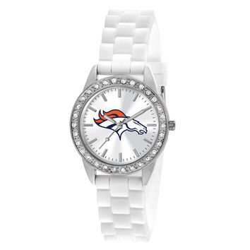 Denver Broncos NFL Women's Frost Series Watch