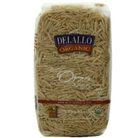 De Lallo Orzo Whole Wheat Pasta (16x17 Oz)