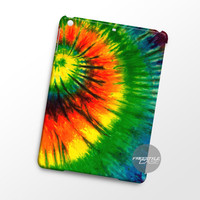 Tye Dye Art iPad Case Case Cover Series