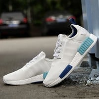 [FREE SHIPPNG] Adidas NMD R1 W White St Paul's Boost (S75235) SZ 36-40