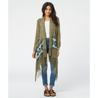 Billabong Women's Sneak Peak Cardigan