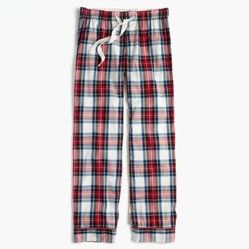 Shop Plaid Pajama Pants on Wanelo