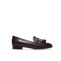 ANTIK LEATHER MOCCASIN - Shoes - Woman - ZARA United Kingdom