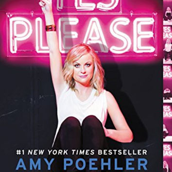 "Yes Please by Amy Poehler (Bargain Books) - Plus Free ""Read Feminist Books"" Pen"