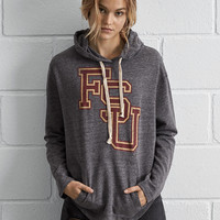 Tailgate Florida State Oversize Hoodie, Charcoal