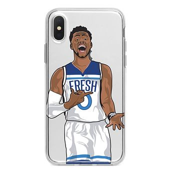 WOLVES D'ANGELO RUSSELL CUSTOM IPHONE CASE