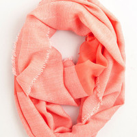 Neon Radiance Right Away Circle Scarf by ModCloth