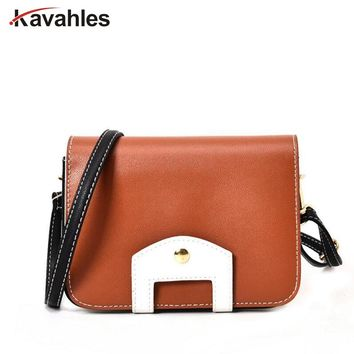 2018 New designer tote bag Women Small Over Shoulder Bag Simple All Match Female Cross Body Bag Ladies Messenger Bag PP-1196