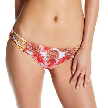 DCCKHB3 Maaji | Walk This Way Reversible Hipster Bikini Bottoms