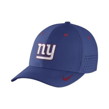 Nike Legacy Vapor Swoosh Flex (NFL Giants) Fitted Hat