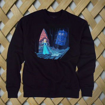 Frozen in Space and Time sweatshirt