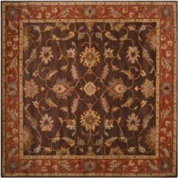 Artistic Weavers, John Brown 8 ft. x 8 ft. Square Area Rug, JHN-1036 at The Home Depot - Mobile